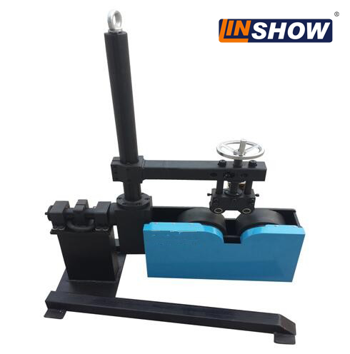 Portable compression type welding positioner Model:HDYG-500